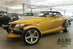 2002 Plymouth Prowler CHRYSLER ROADSTER