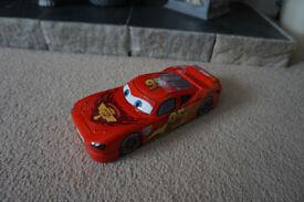 Lightning McQueen pencil case.