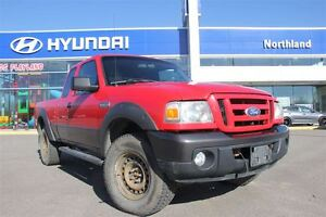2008 Ford Ranger Leather/AUX/USB/4X4