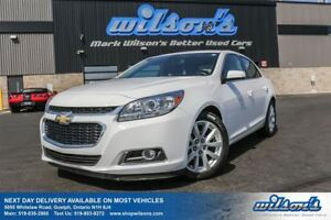 2014 Chevrolet Malibu LT REMOTE START! POWER DRIVERS SEAT! BLUET