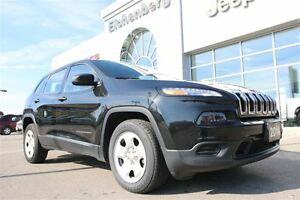 2014 Jeep Cherokee Sport *ONE OWNER*