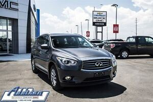 2014 Infiniti QX60 Premium, Navigation rear vision camera