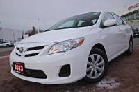 2013 Toyota Corolla CE, UPGRADE, ALLOYS, PWR ROOF, ONE OWNER, NO
