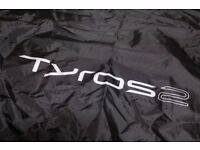 Preowned Yamaha Tyros 2 61 Note Dust Cover