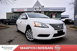 2015 Nissan Sentra 1.8 S Manual|Power package|Bluetooth