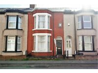 10 Shelley St, Bootle. 2 bed mid terraced property. GCH, fitted kitchen and bathroom. DSS welcome.