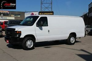 2008 Ford E-250 CARGO-EXTENDED-LOW KM'S