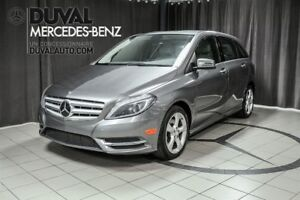 2014 Mercedes-Benz B-Class Sports Tourer / PHARES XENON