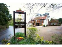 Bar Staff - suitable for couple - Bell Outwood