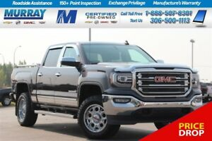 2016 GMC Sierra 1500 SLT*NAV SYSTEM,HEATED SEATS,REMOTE START*