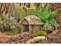 Stone Hedgehog House