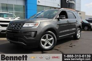 2016 Ford Explorer XLT - 3.5V6 AWD with Nav