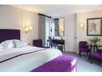 Full & Part Time Housekeeping Attendant, Old Parsonage Hotel (£7.75 per hour / 30 hours per week)