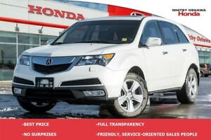 2013 Acura MDX Technology Package | Automatic