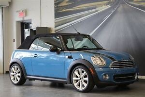 2013 MINI Cooper Convertible GROUPE SPORT, GROUPE STYLE