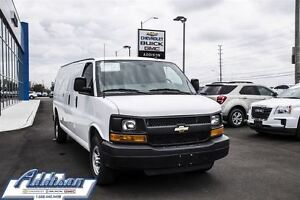 2015 Chevrolet Express 2500 Low km's accident free
