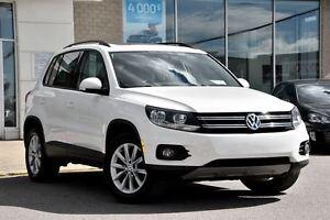 2013 Volkswagen Tiguan Comfortline 4motion / TOIT PANO / CUIR