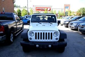 2014 Jeep Wrangler Sport CERTIFIED & E-TESTED! **SUMMER SPECIAL!