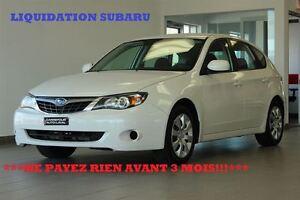 2009 Subaru Impreza 2.5i AC AWD GR ELEC/AC
