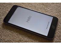 iPhone 6 Plus 64GB Black Unlocked LIKE NEW