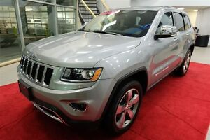 2016 Jeep Grand Cherokee Limited - TOIT, CUIR, GPS