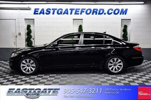 2009 Hyundai Genesis w/Technology Pkg Trade-in Certified and E-t