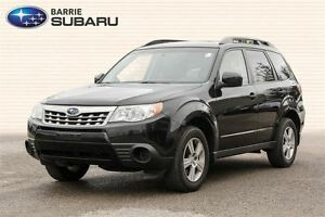 2012 Subaru Forester 2.5 Heated Seats, Bluetooth, Snow tires on
