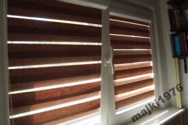 Day And Night Roller Blinds. 4 Blinds. Must have!