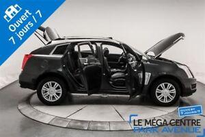 2014 Cadillac SRX Luxury, AWD, NAV, CUIR, TOIT