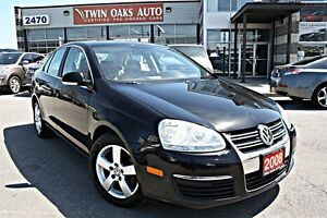 2008 Volkswagen Jetta 2.5L Highline - LEATHER - SUNROOF - HEATED