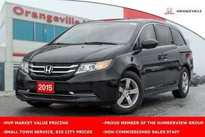 2015 Honda Odyssey LX model with LOW KMS