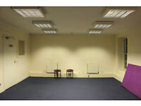 Affordable creative workspaces available on Lower Granton Road, Edinburgh.