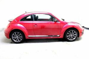 2017 Volkswagen Beetle PINK EDITION+RARE+XÉNON