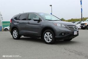 2014 Honda CR-V EX-L! Leather! Sunroof! AWD! REMOTE START!