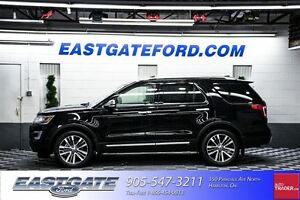 2017 Ford Explorer Platinum Executive Unit
