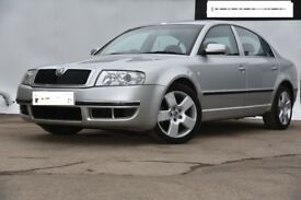SKODA SUPERB 1.9 TDI AUTO SPARE OR REPAIR