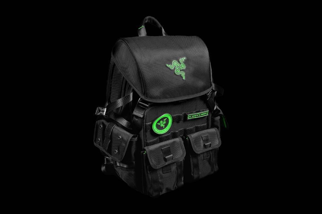 "Razer Tactical Pro Backpack 17.3"""