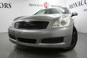 2007 Infiniti G35 AWD,LUXURY PKG,SUNROOF,LEATHER,A/C