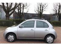 NISSAN MICRA Automatic 5DOOR 2004 , 12 MONTH MOT, HPI CLEAR
