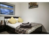 2 bedroom short stay apartments in Kilmarnock. Fully serviced.