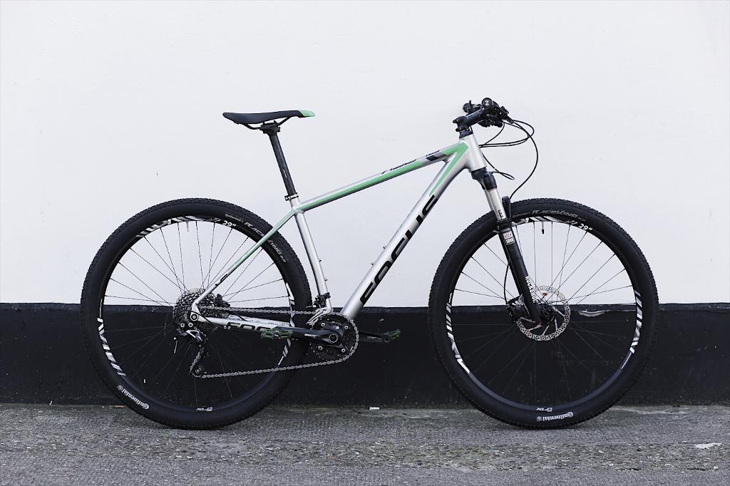 Focus Black Forest mountain bike 29er like new M size