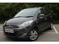 Hyundai i10 Active 5dr **FULL S/HISTORY+2 OWNERS** (grey) 2011