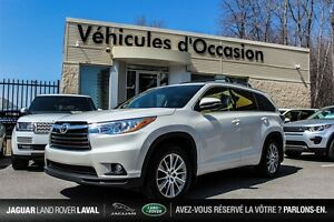 2015 Toyota Highlander XLE 7 Passagers! Caméra! IMPECCABLE!