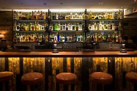 Top rated London gin & cocktail bar 214 Bermondsey is seeking bartenders