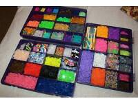Loom bands, loomer, crotchet, accessories children toys