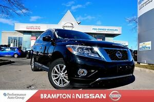 2015 Nissan Pathfinder SL Tech Package *NAVI|Blind spot warning|