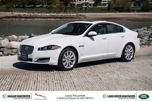 2014 Jaguar XF 3.0L V6 AWD Sale!