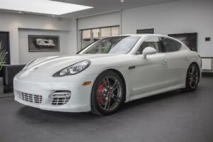 2010 Porsche Panamera Turbo Sport Chrono Pack Air Suspension