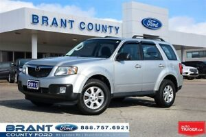 2011 Mazda Tribute GX I4 - AWD!