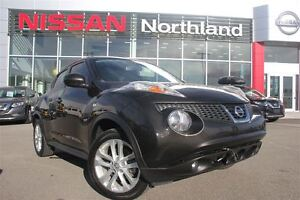 2013 Nissan Juke SL/AWD/Nav/Leather/Heated Seats